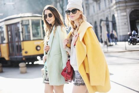 street style milan fw15