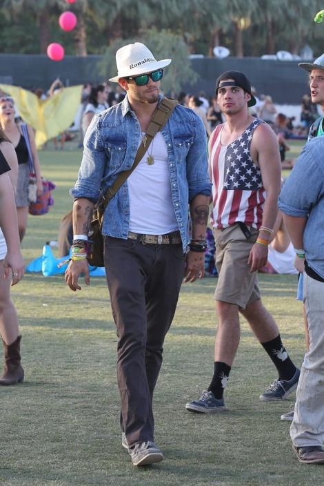 Coachella Festival 18