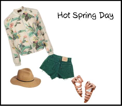 Hot Spring Day
