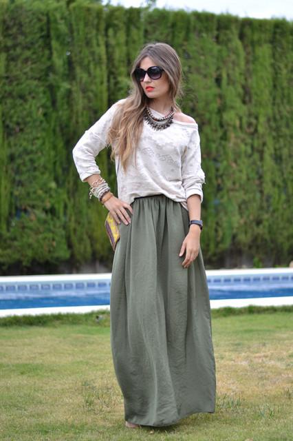 maxi skirts 11