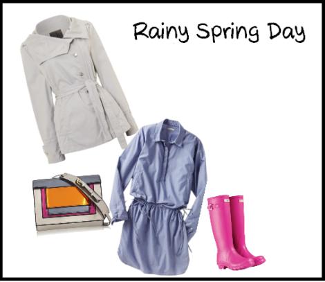 Rainy Spring Day