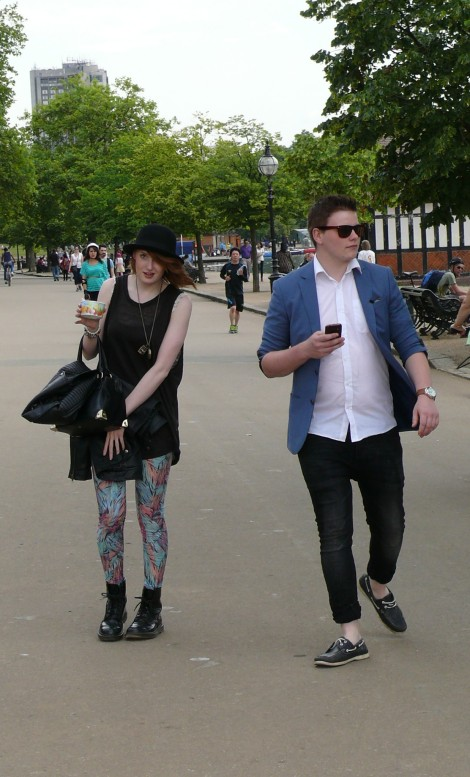 London's Street Style 14