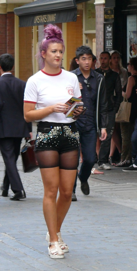 London's Street Style 21