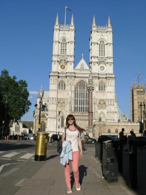 Visitando London 0