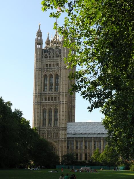 Visitando London 1
