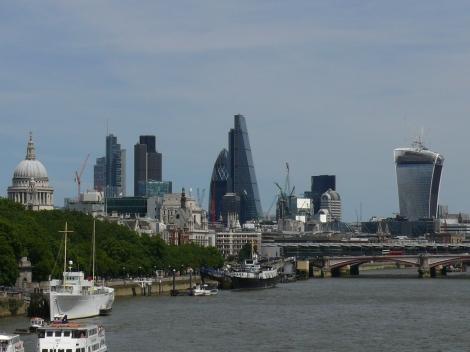 Visitando London 10