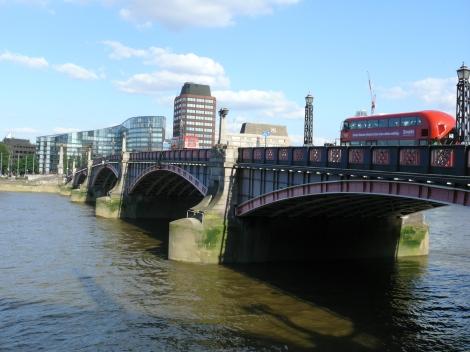 Visitando London 11