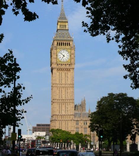 Visitando London 20