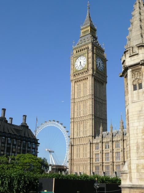 Visitando London 4
