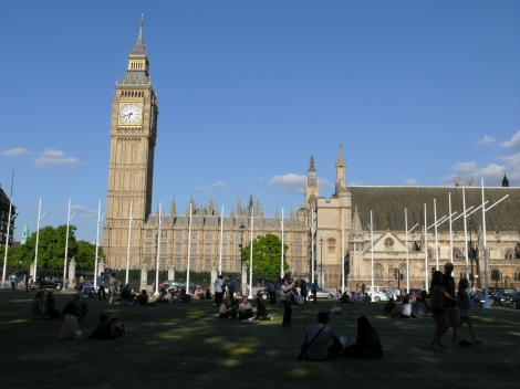 Visitando London 5