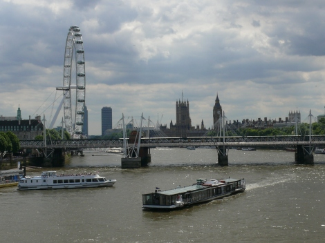 Visitando London 9