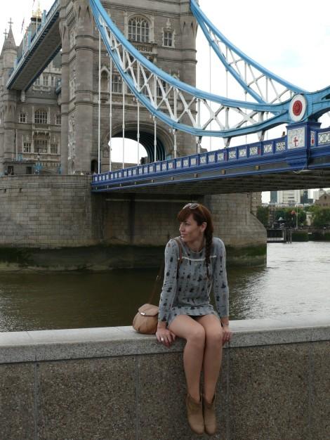 Visitando London 13