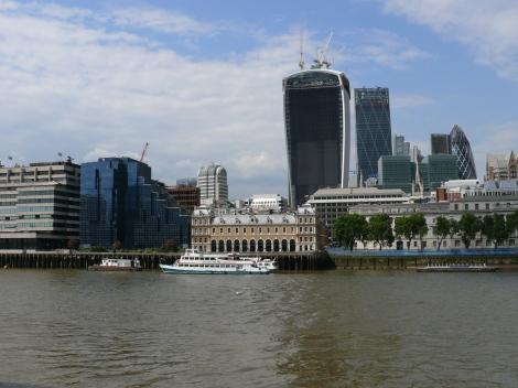 Visitando London 14