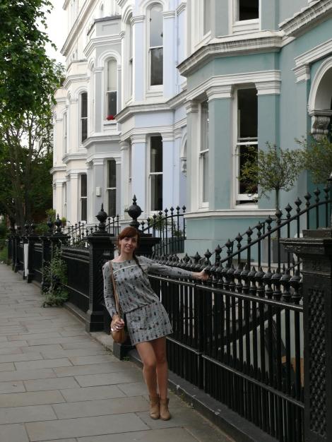 Visitando London 17