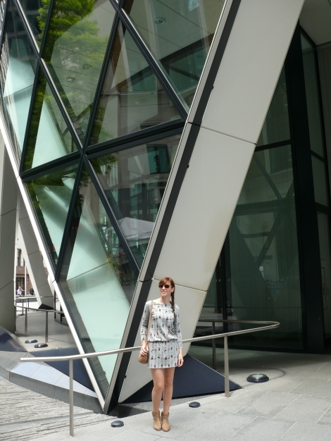 Visitando London 6