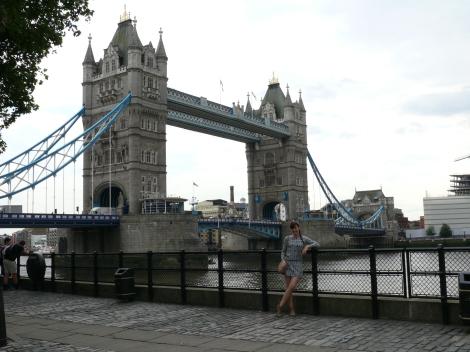 Visitando London 8