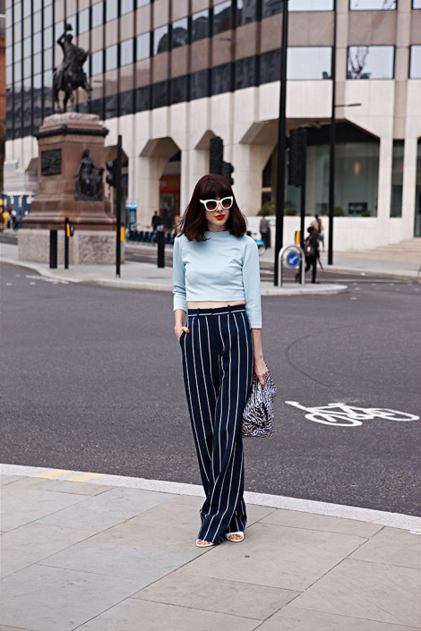 Street Style LFW 1