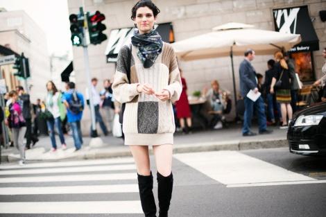 Street Style MFW 4