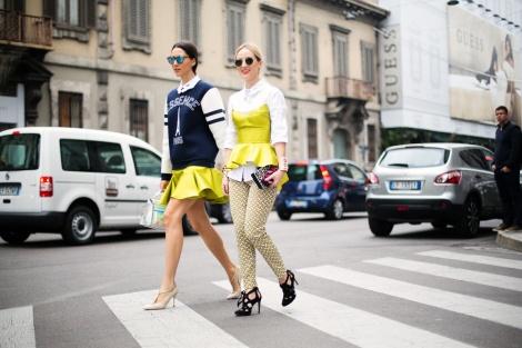 Street Style MFW 5