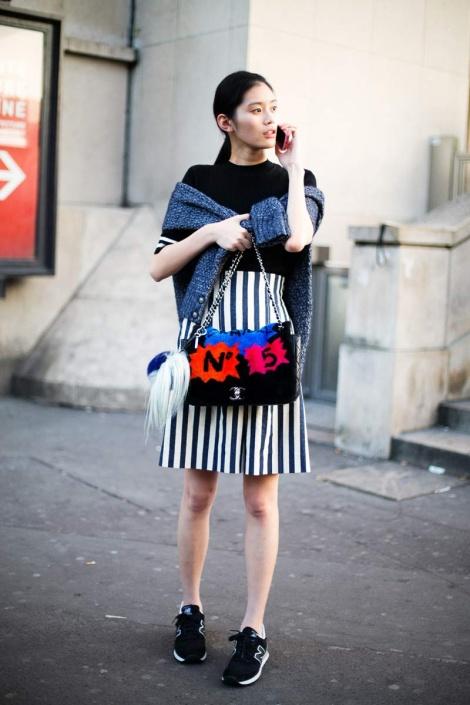 Street Style Paris 11