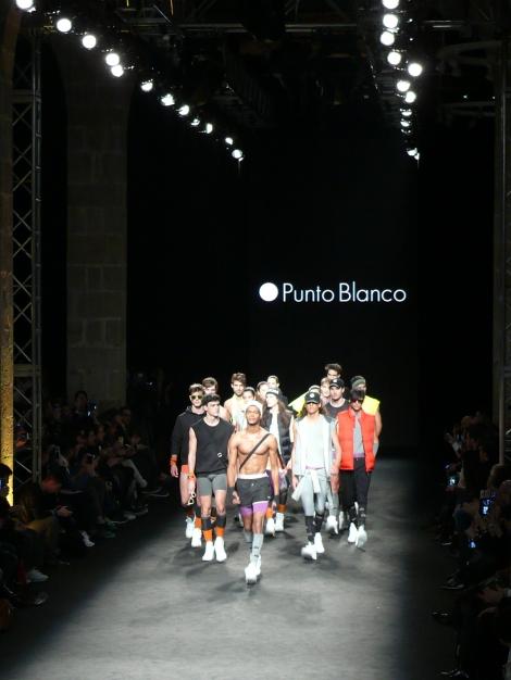 Punto Blanco 16
