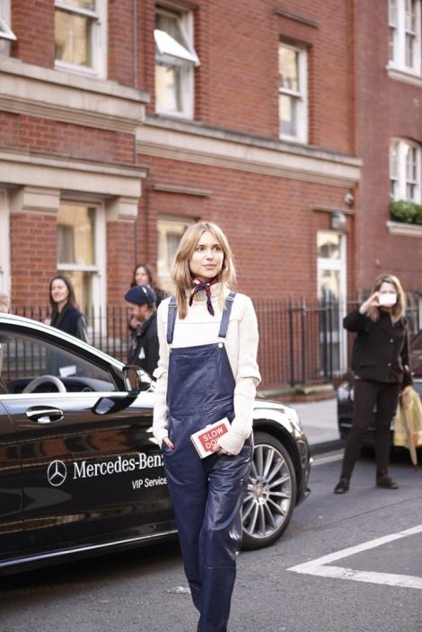 StreetStyle London FW 13