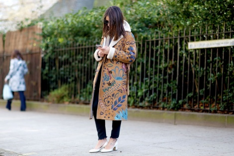 StreetStyle London FW 24