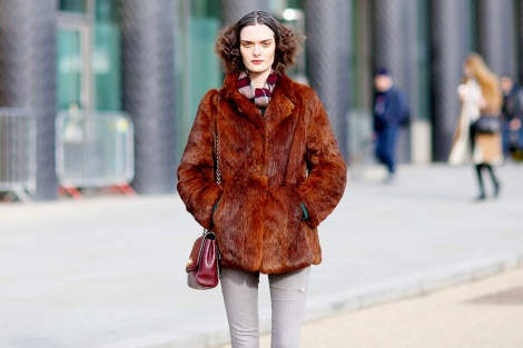StreetStyle London FW 26