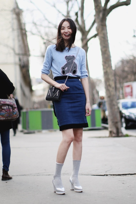 StreetStyle Paris 1