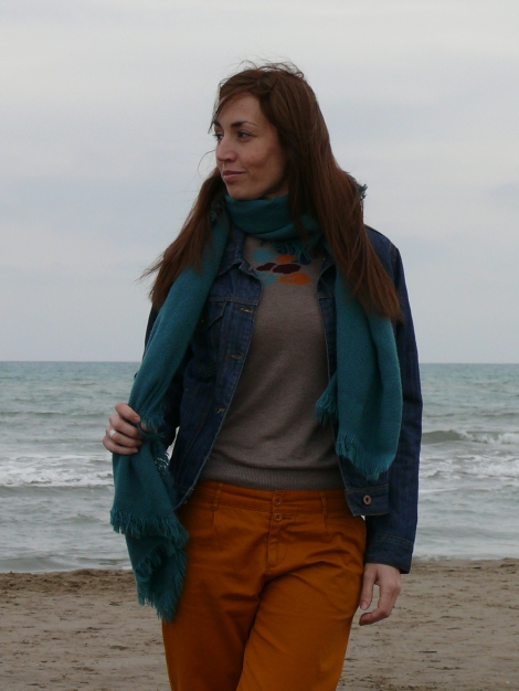 Pantalón Mostaza 5