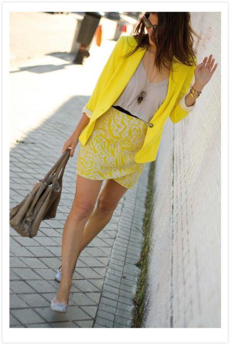 Look-amarillo 11