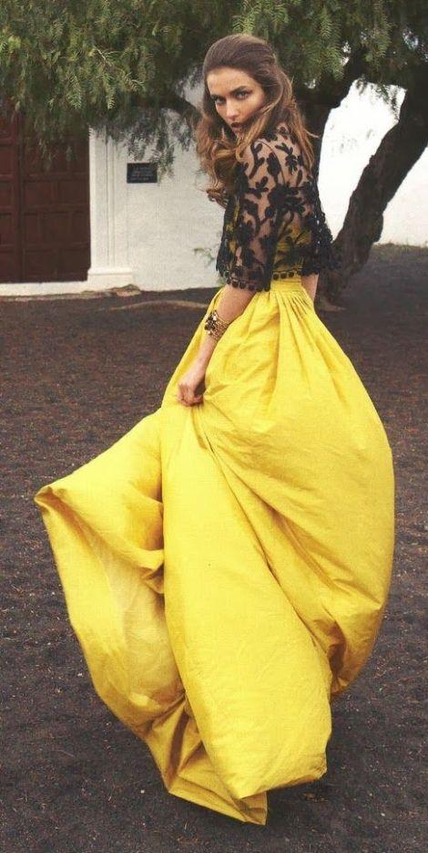Look-amarillo 5