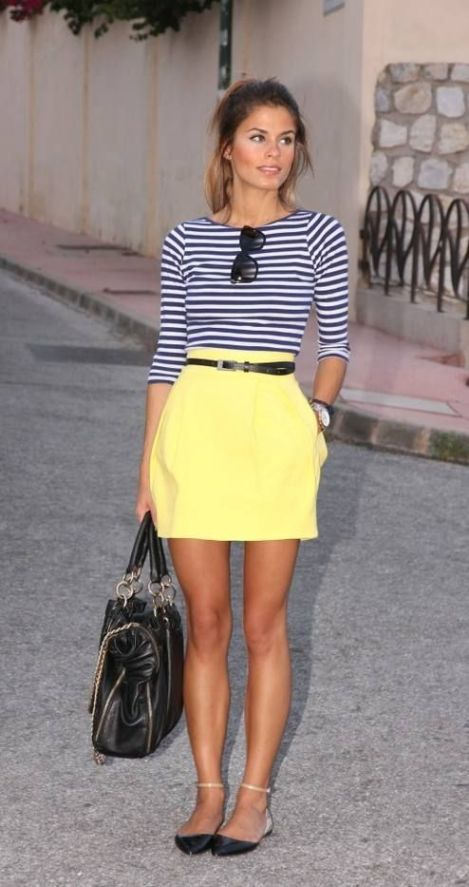 Look-amarillo 7