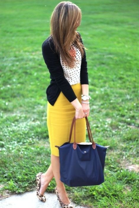 Look-amarillo 8