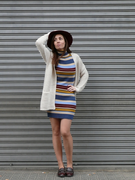 Stripes-dress 1